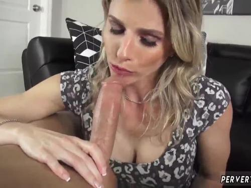 Sex with buddy' patron's sons and milf strap youthful guy cory chase in