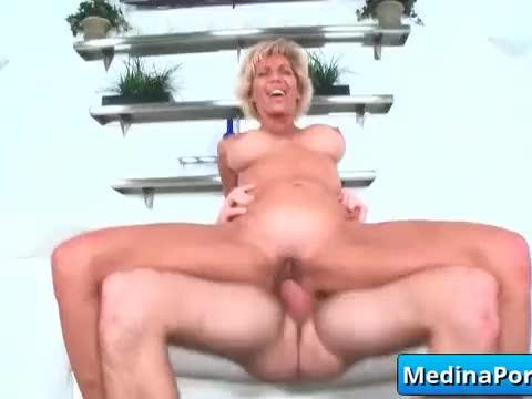 Big tit milf gets banged by huge penis 07